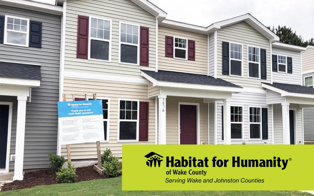 Habitat for Humanity: Success!