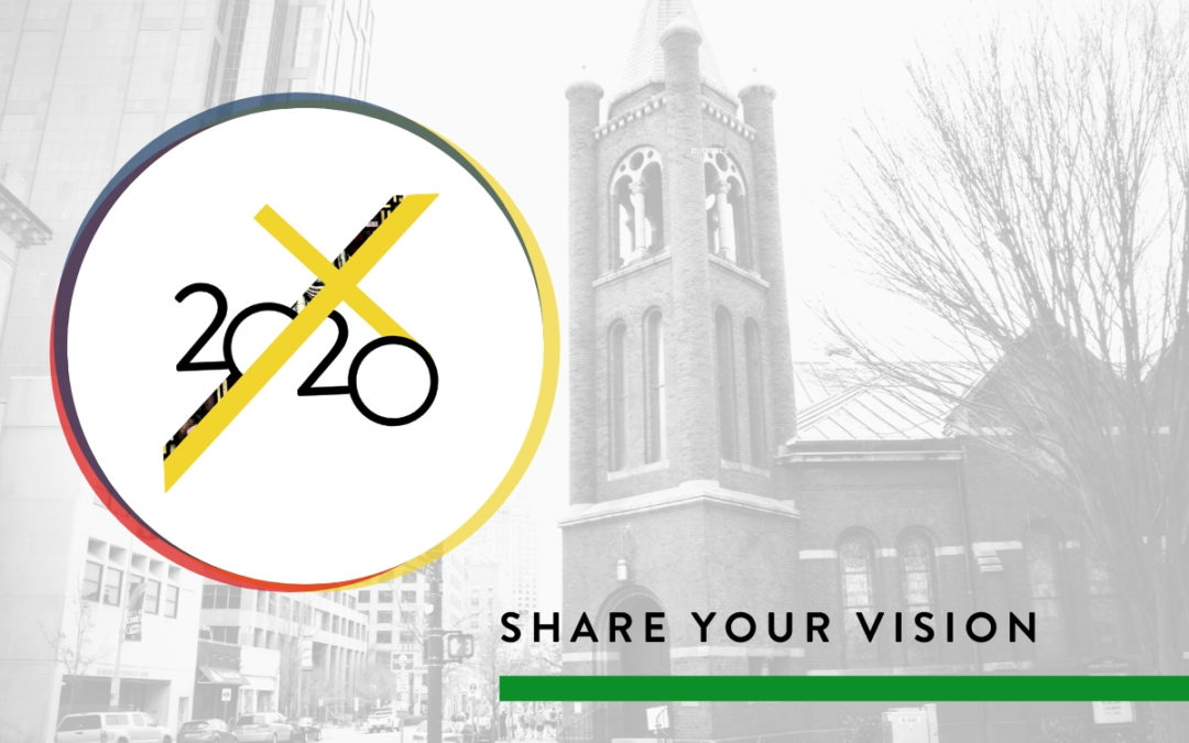 Update on 2019-2020 Share Your Vision Meetings