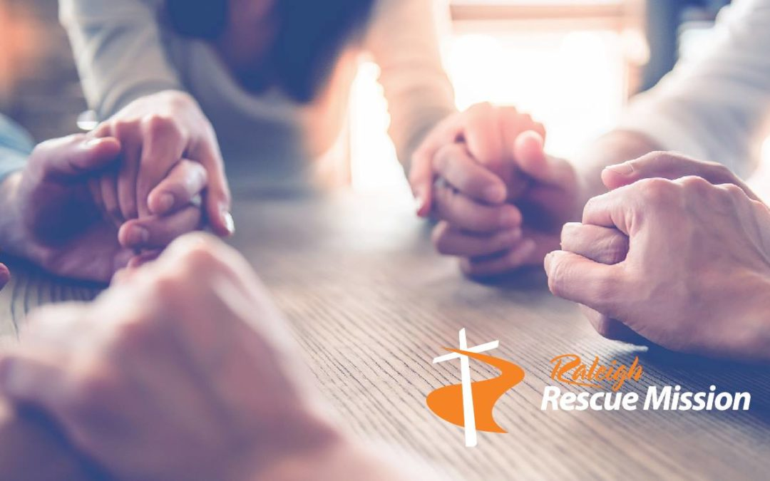 Weekly Mission Spotlight: Raleigh Rescue Mission