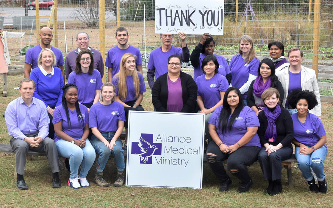 Weekly Mission Spotlight: Alliance Medical Ministry
