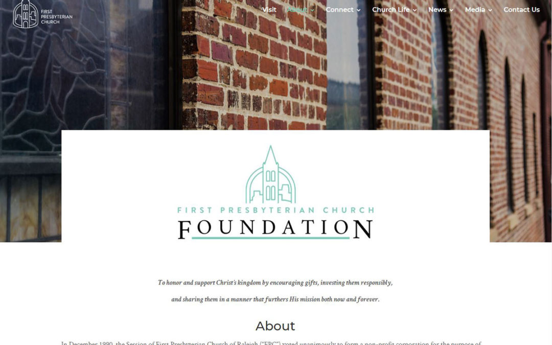 New! FPC Foundation Webpage
