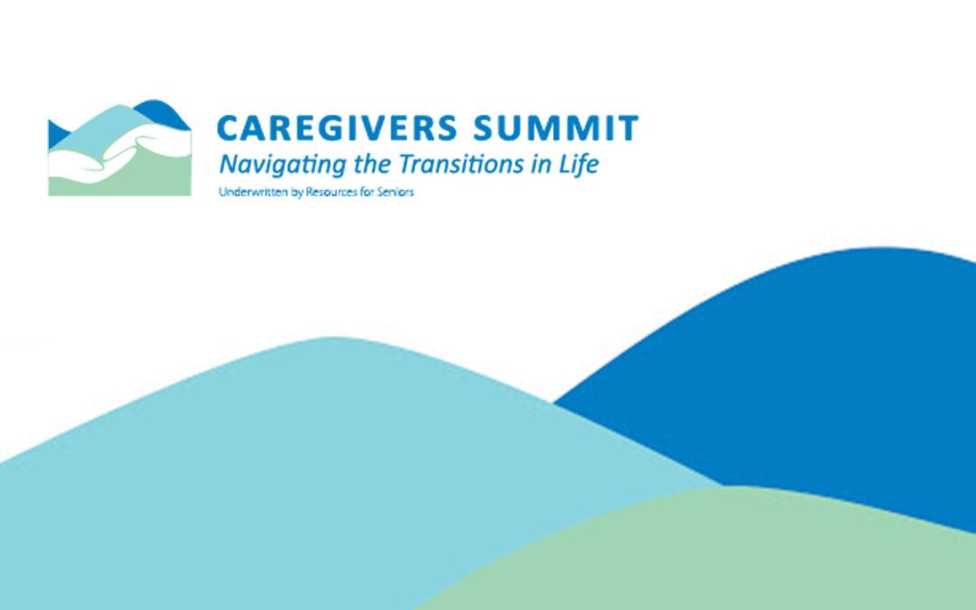2020 Caregivers Virtual Summit October 22