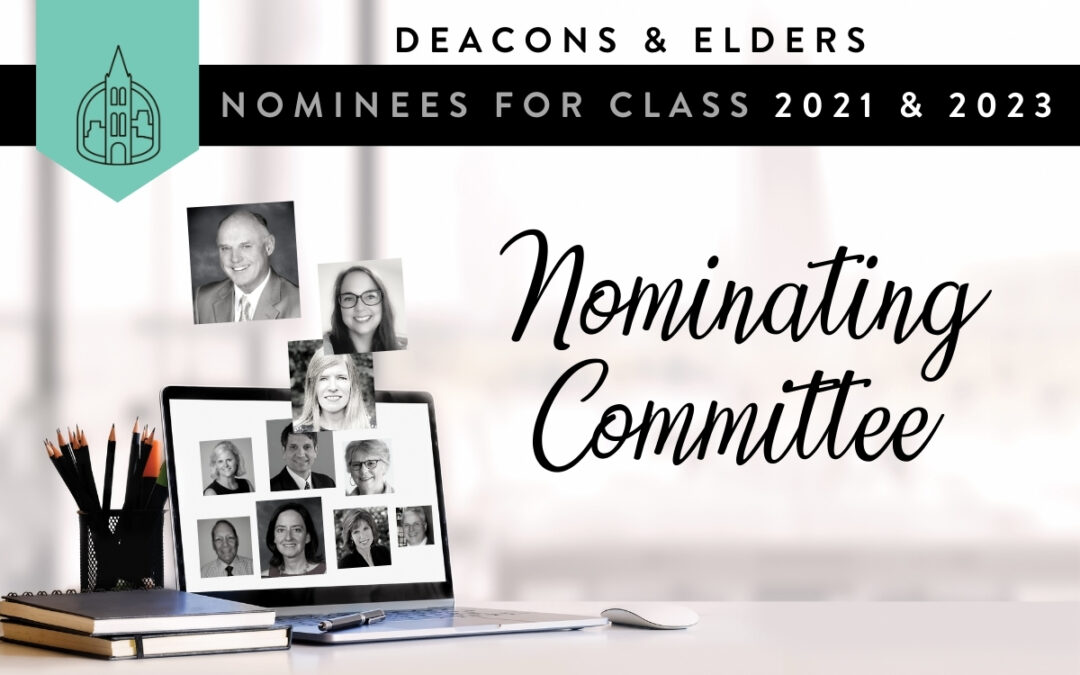 Nominating Committee Announces Officer Candidates