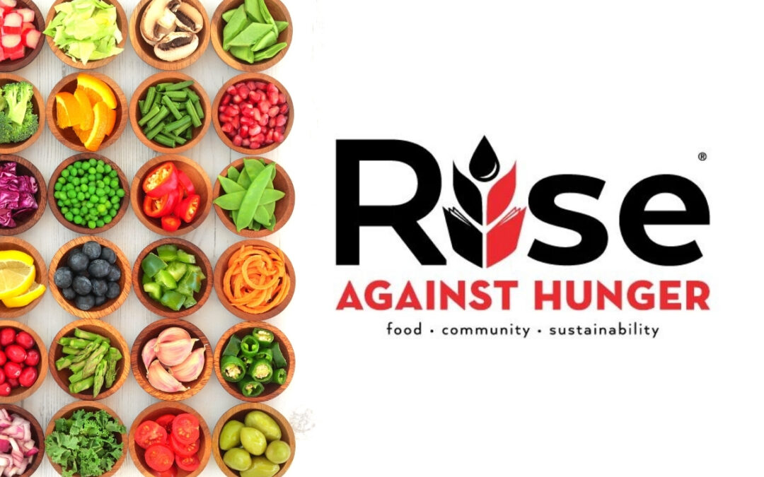 Weekly Mission Spotlight: Rise Against Hunger