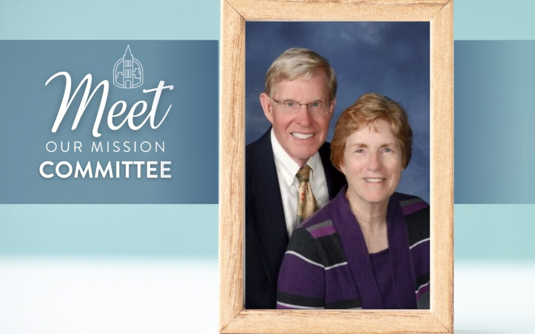 Meet Our Mission Committee: Bill Miller