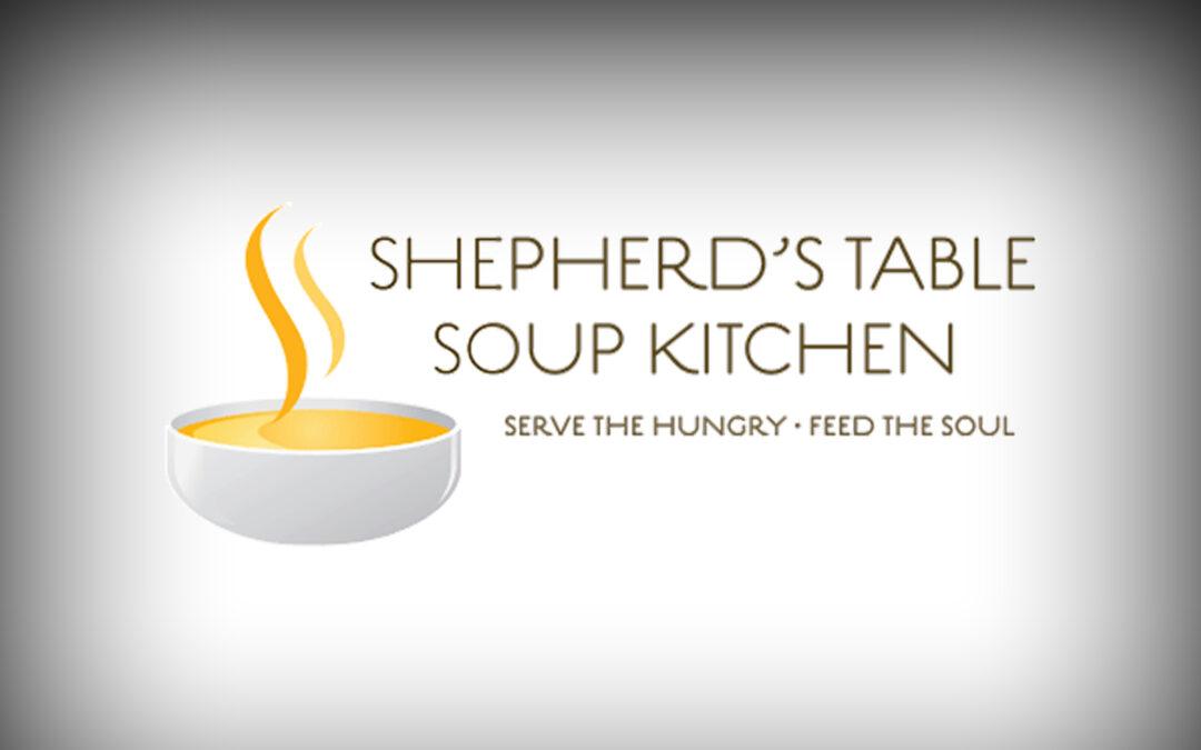 Weekly Mission Spotlight: Shepherd's Table Soup Kitchen