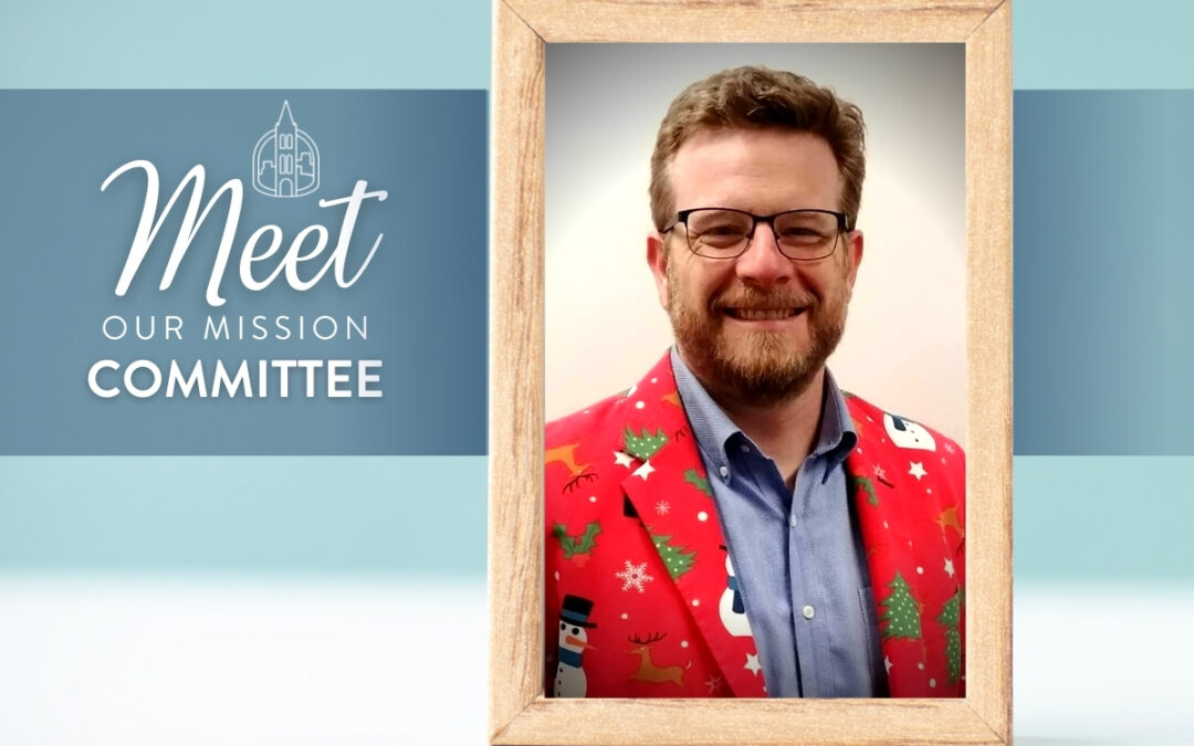 Meet Our Mission Committee: John Burns