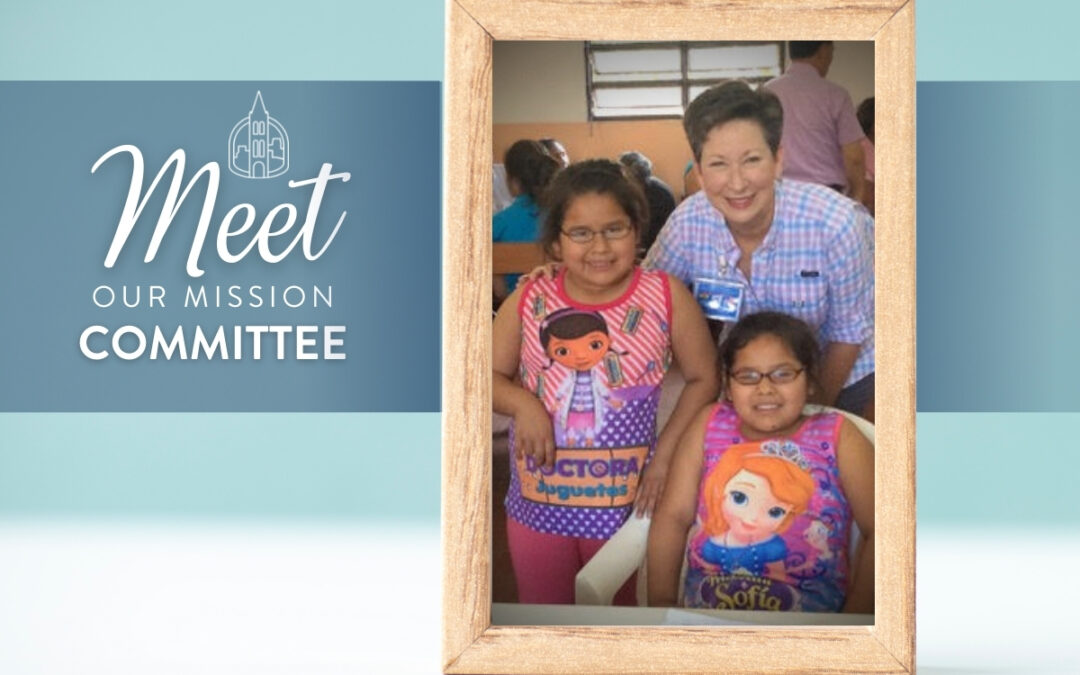 Meet Our Mission Committee: Margaret Peacock