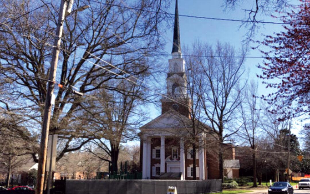 NC Presbyterian Historical Society Fall Meeting