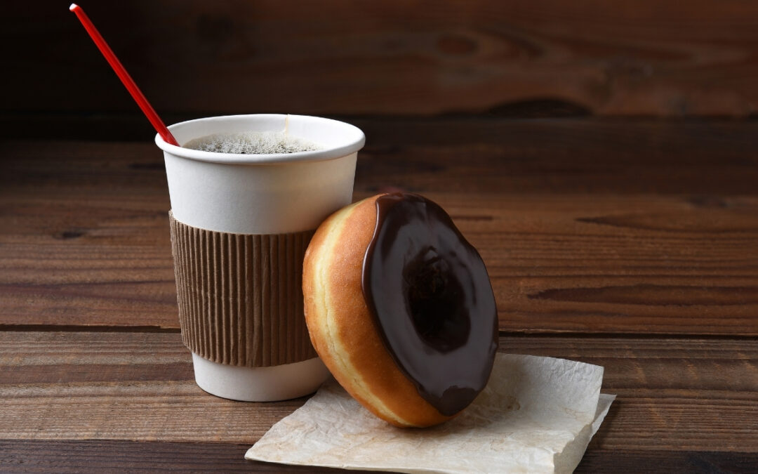 Coffee & Donuts October 21