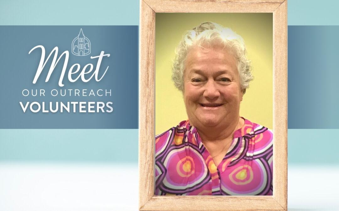 Meet Our Outreach Volunteer: Barbara Bunn